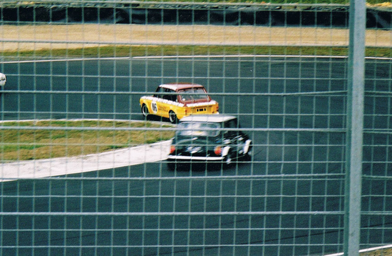 Flickr: The NZ Festival of Motor Racing 2010 Pool