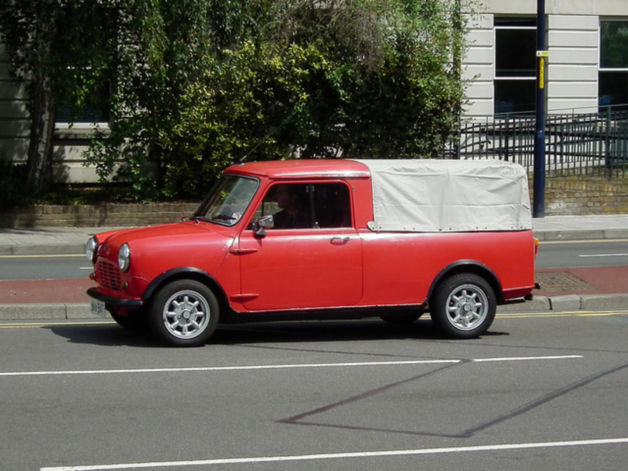 Mini 1000 pick-up | Flickr - Photo Sharing!