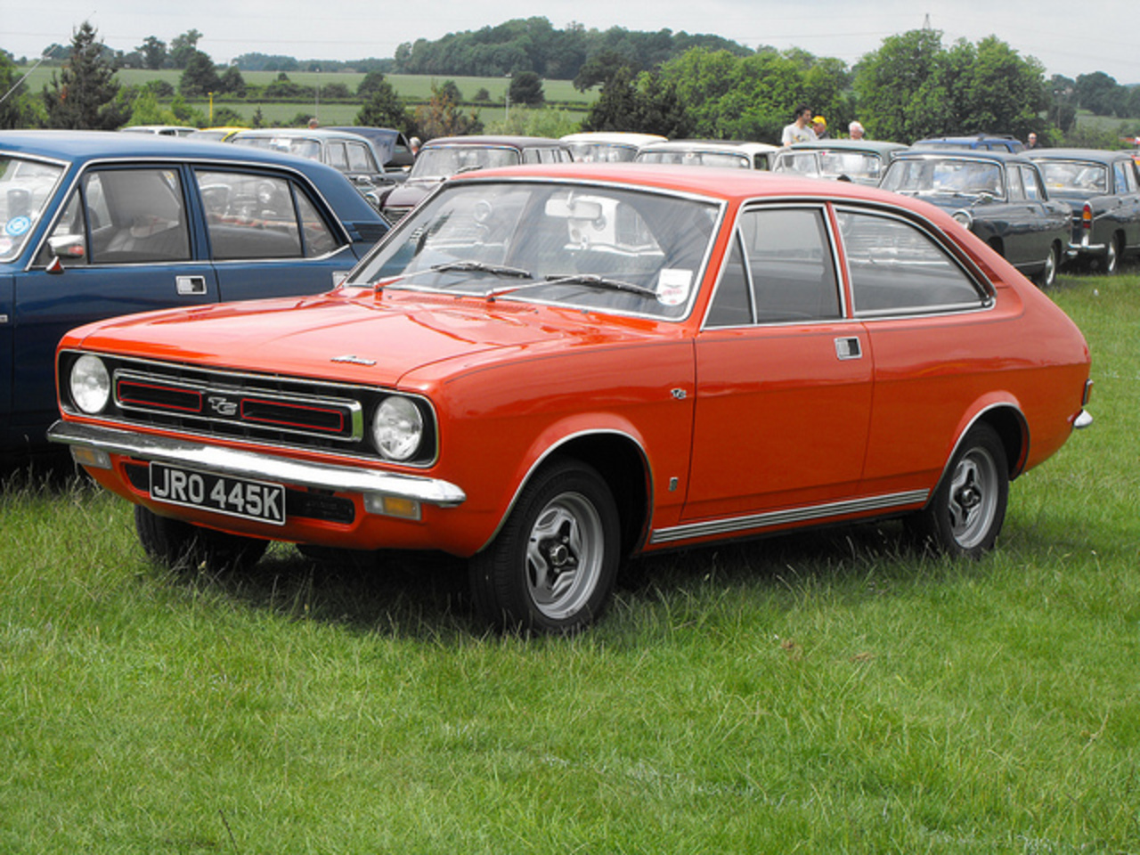Morris Marina 1.8TC Coupe - JRO 445K | Flickr - Photo Sharing!