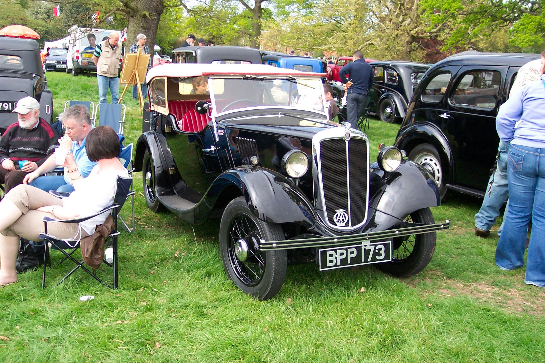 Morris Eight Series II Tourer: Photo gallery, complete information ...