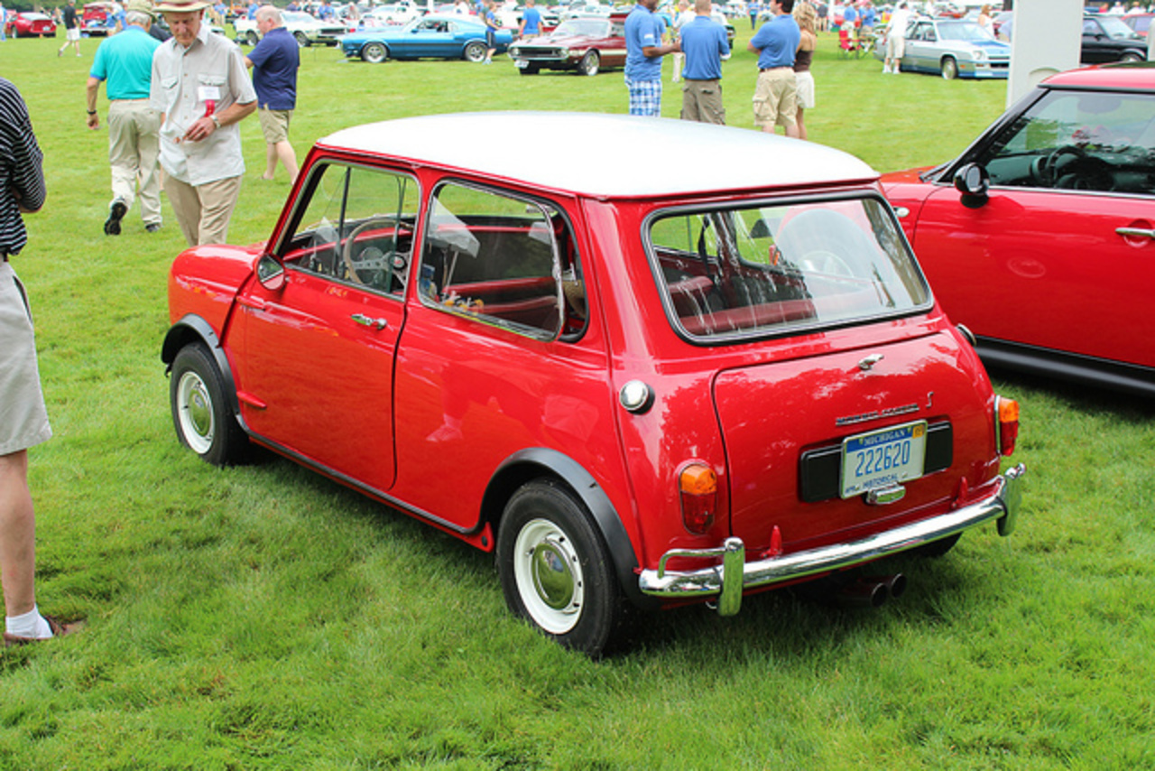1965 Morris Mini Cooper S | Flickr - Photo Sharing!