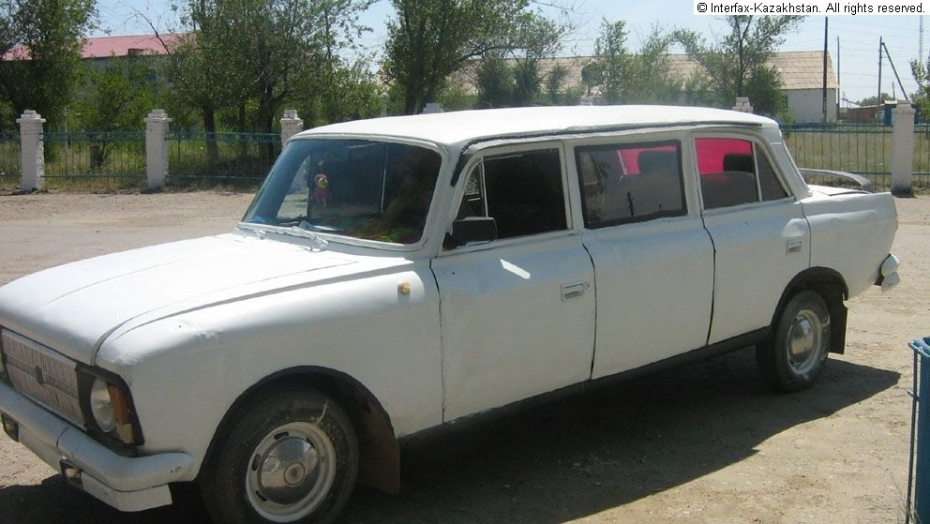 Moskvitch 412 Combi Photos - CarPatys.