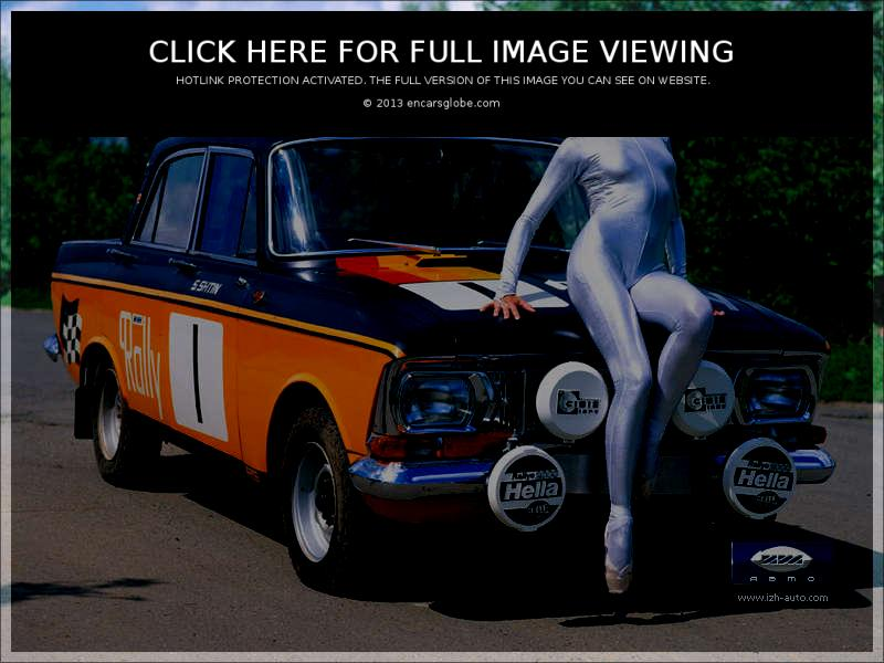 Moskvitch 412 combi Photo Gallery: Photo #12 out of 10, Image Size ...
