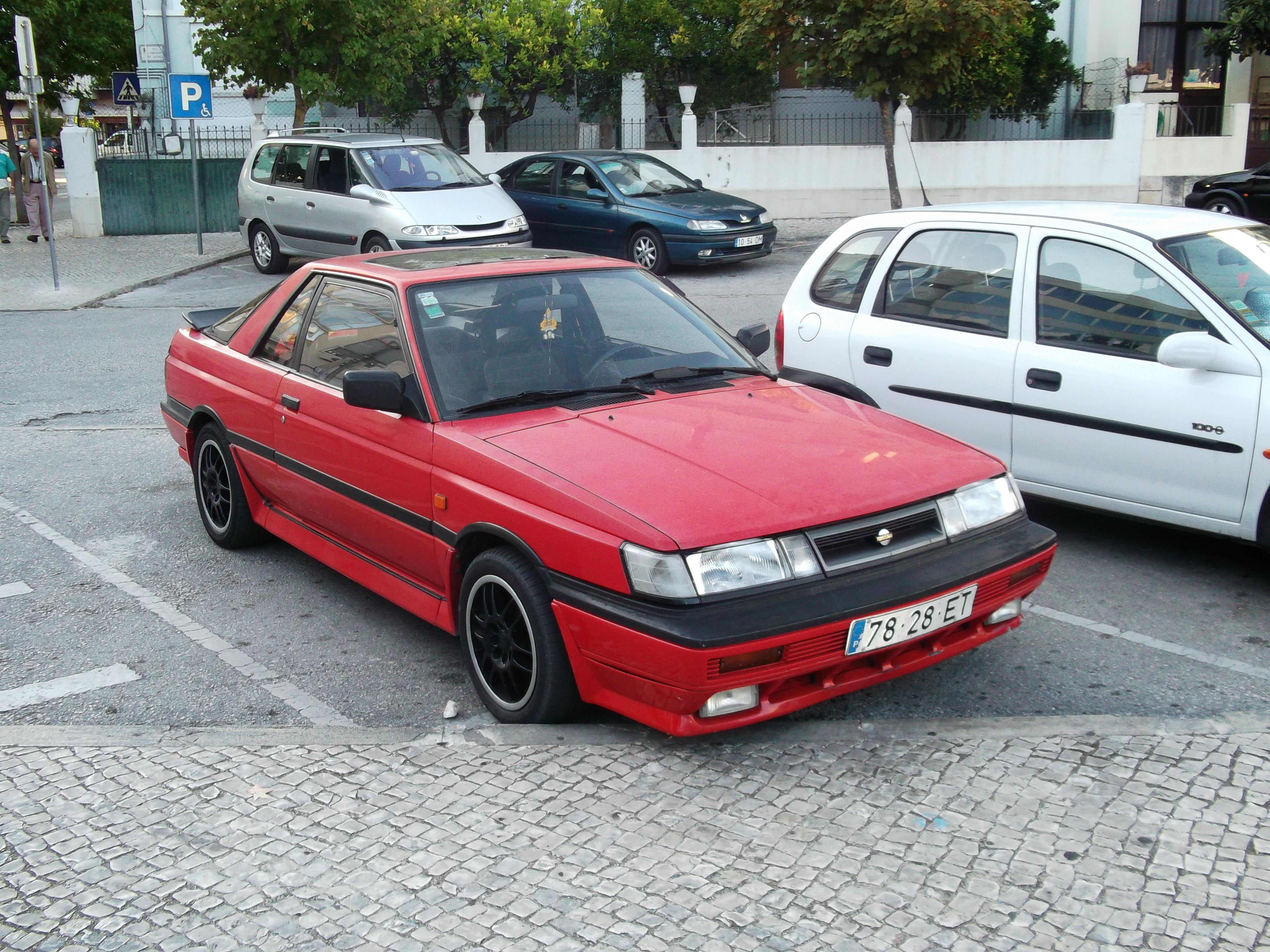 TopWorldAuto >> Photos of Nissan Sunny Coupe - photo galleries