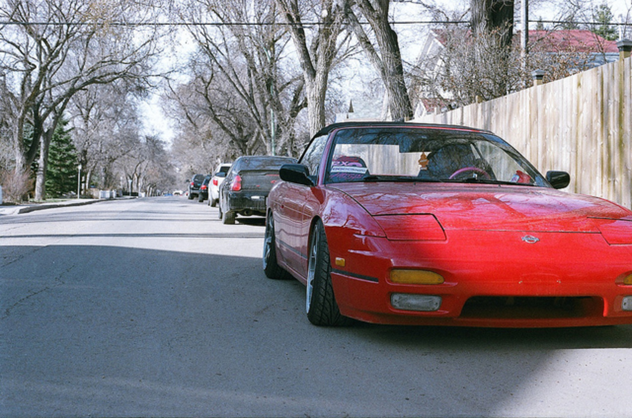 Nissan 240 SX SE Model | Flickr - Photo Sharing!