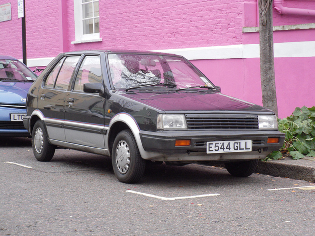 1987 Nissan Micra Colette Hatchback. | Flickr - Photo Sharing!
