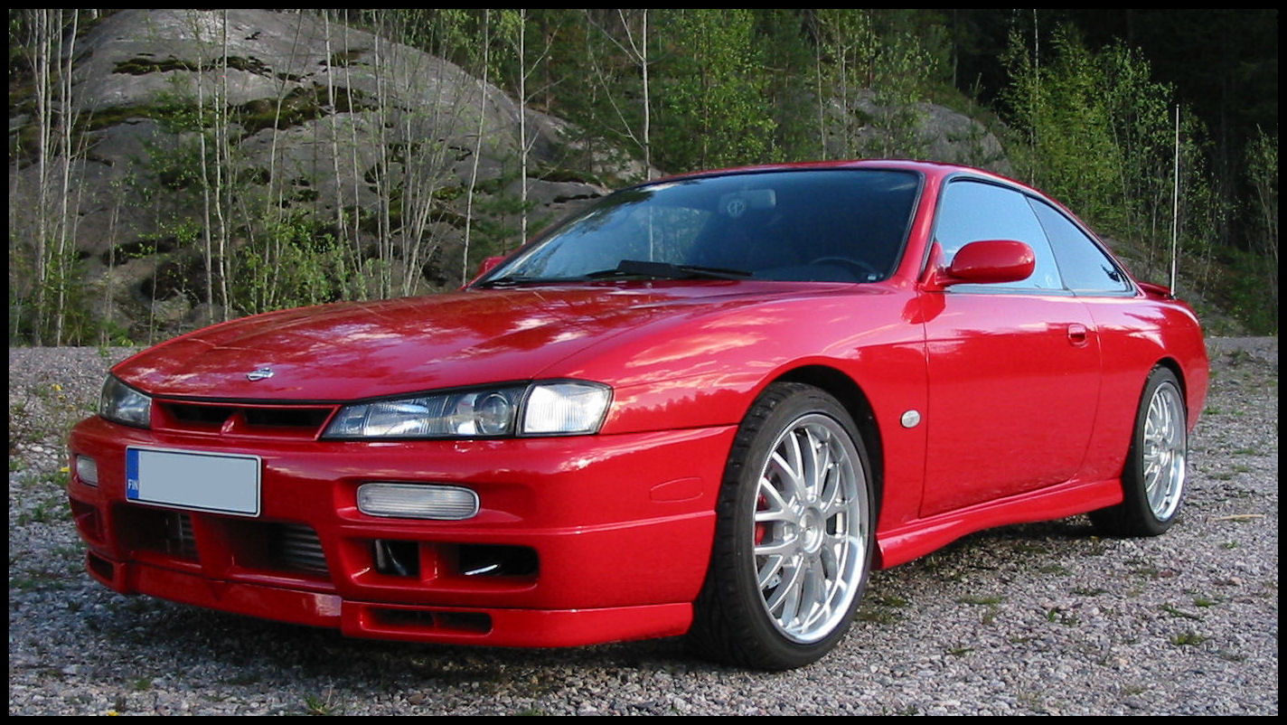 NISSAN 200 SX. Car Technical Data. Car specifications. Vehicle ...