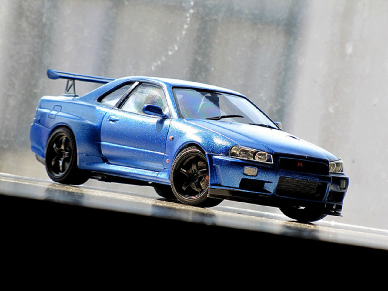 NISSAN SKYLINE GT-R (R34) V-SPEC NUR II | Flickr - Photo Sharing!