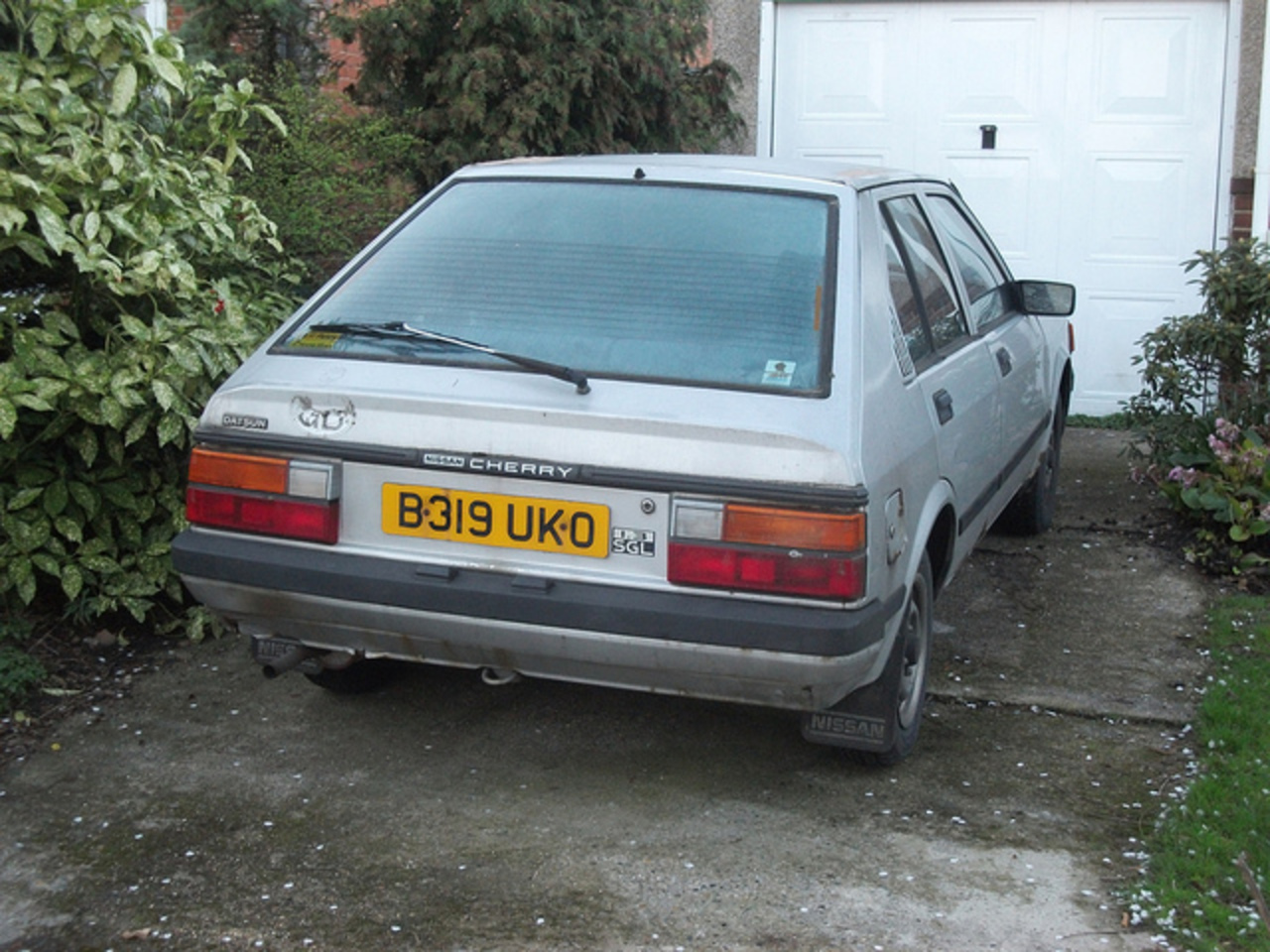 1984 Nissan Cherry 1.3 SGL | Flickr - Photo Sharing!