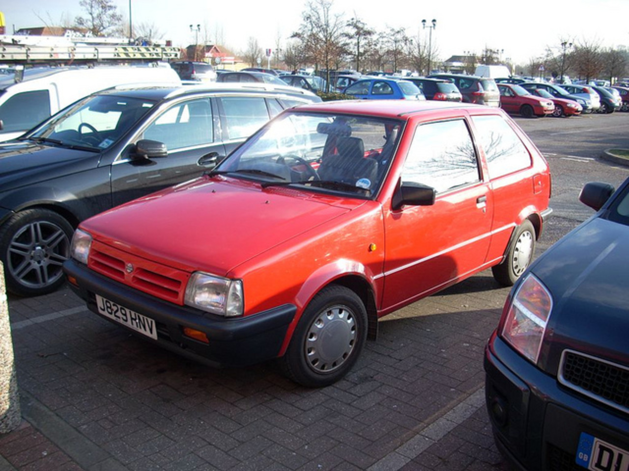 1991 Nissan Micra 1.0 LS | Flickr - Photo Sharing!