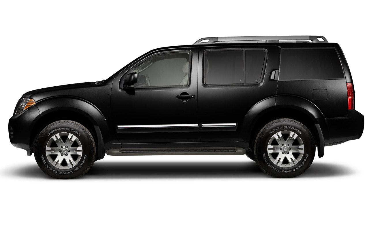 Nissan Celebrates 25th Anniversary of Pathfinder with 2011 Silver ...