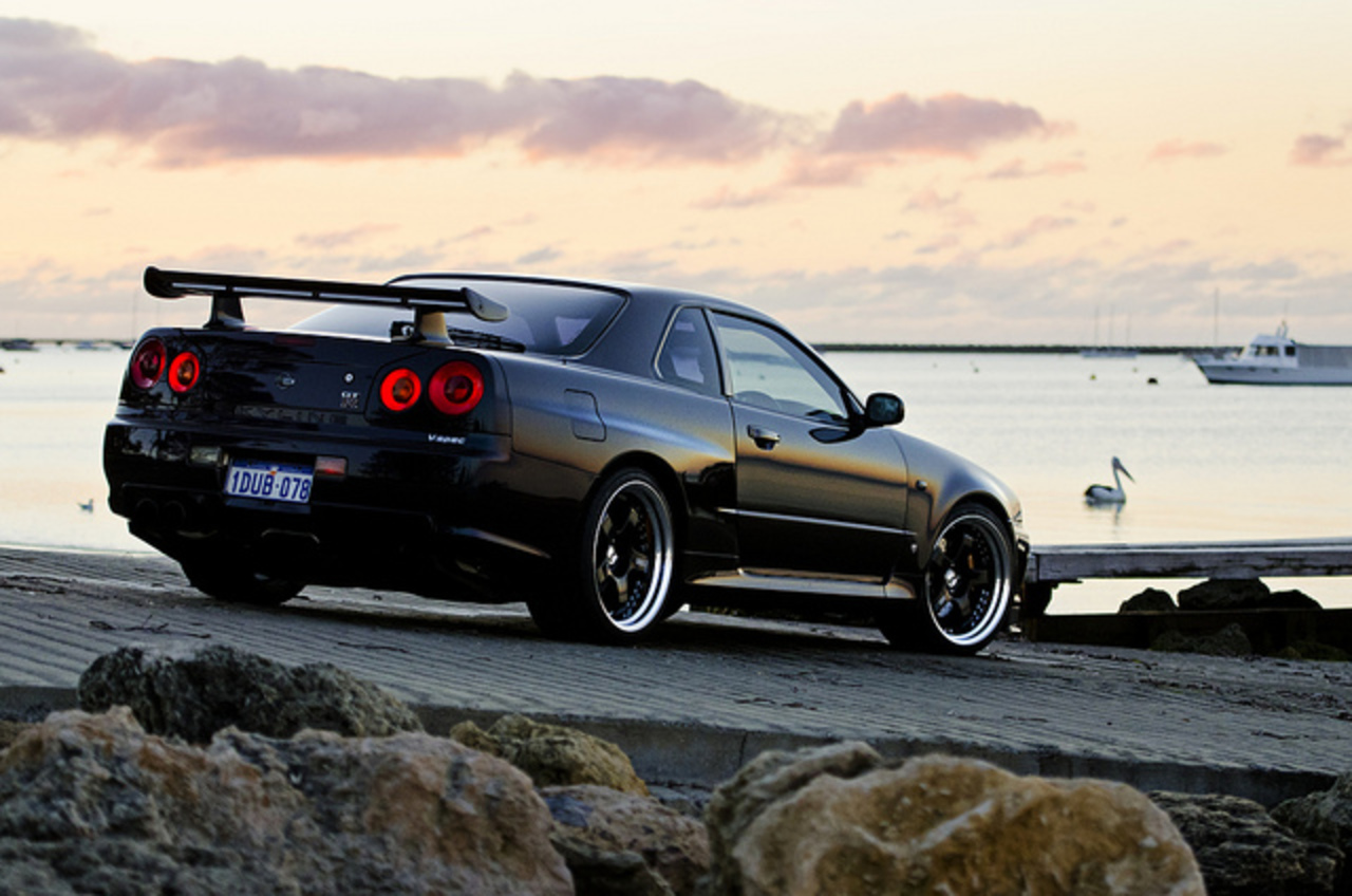 TopWorldAuto >> Photos of Nissan Skyline R34 GT-R - photo ...