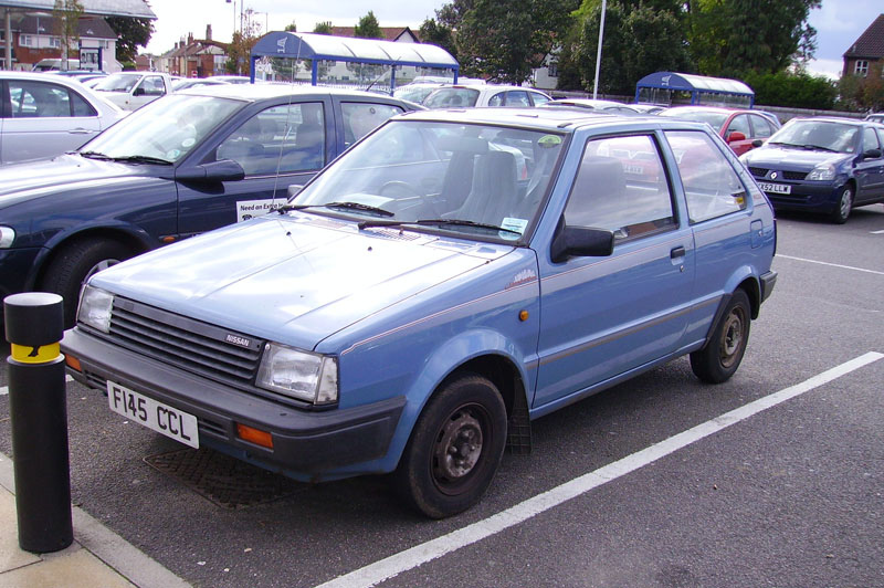 1988/89 Nissan Micra LS (K10) 2006 | Flickr - Photo Sharing!