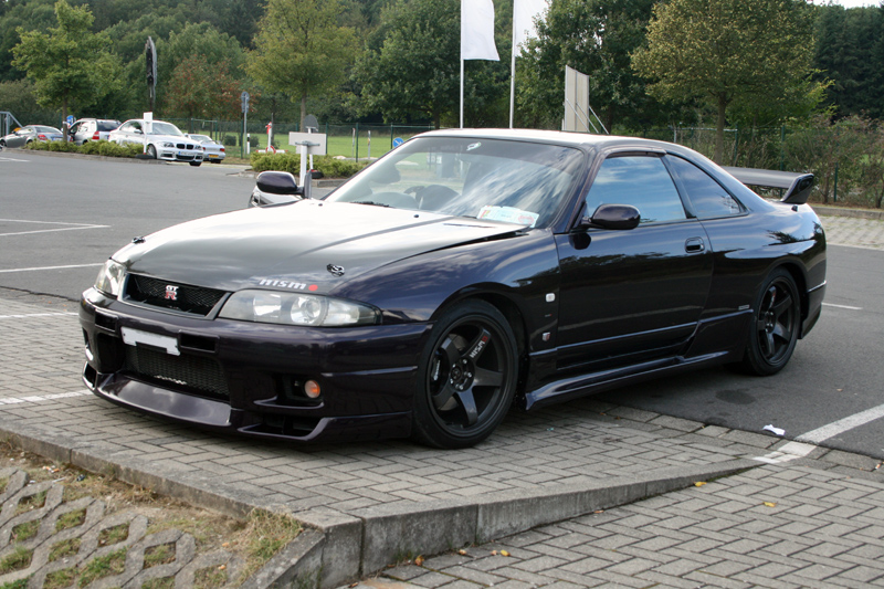 Nissan Skyline GT-R R33 V-Spec. | Flickr - Photo Sharing!