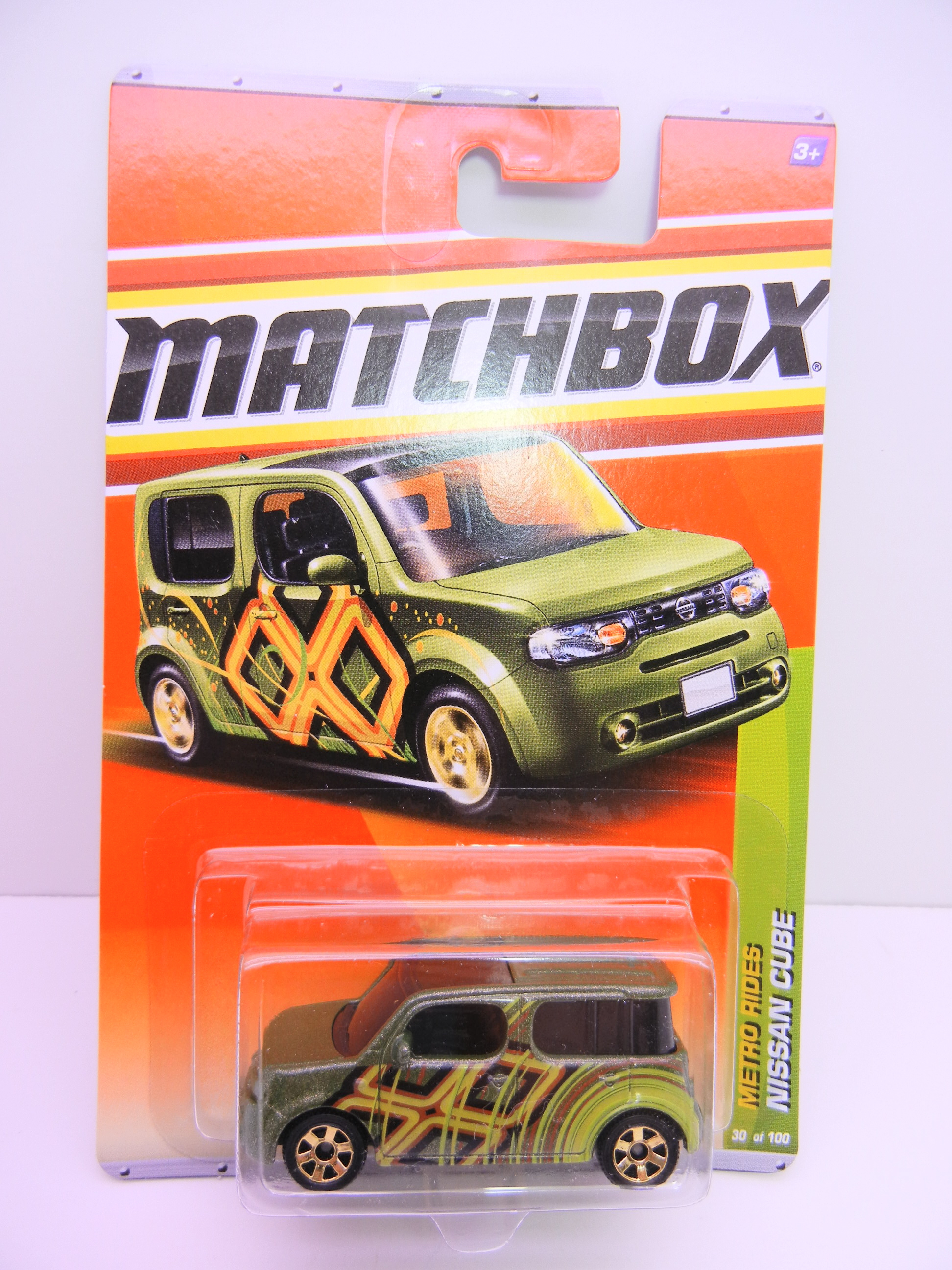 matchbox nissan cube graphics (1) | Flickr - Photo Sharing!