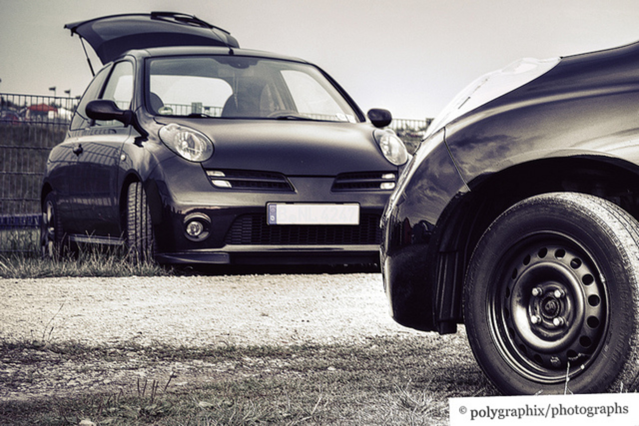 Nissan Micra K12 160SR | Flickr - Photo Sharing!