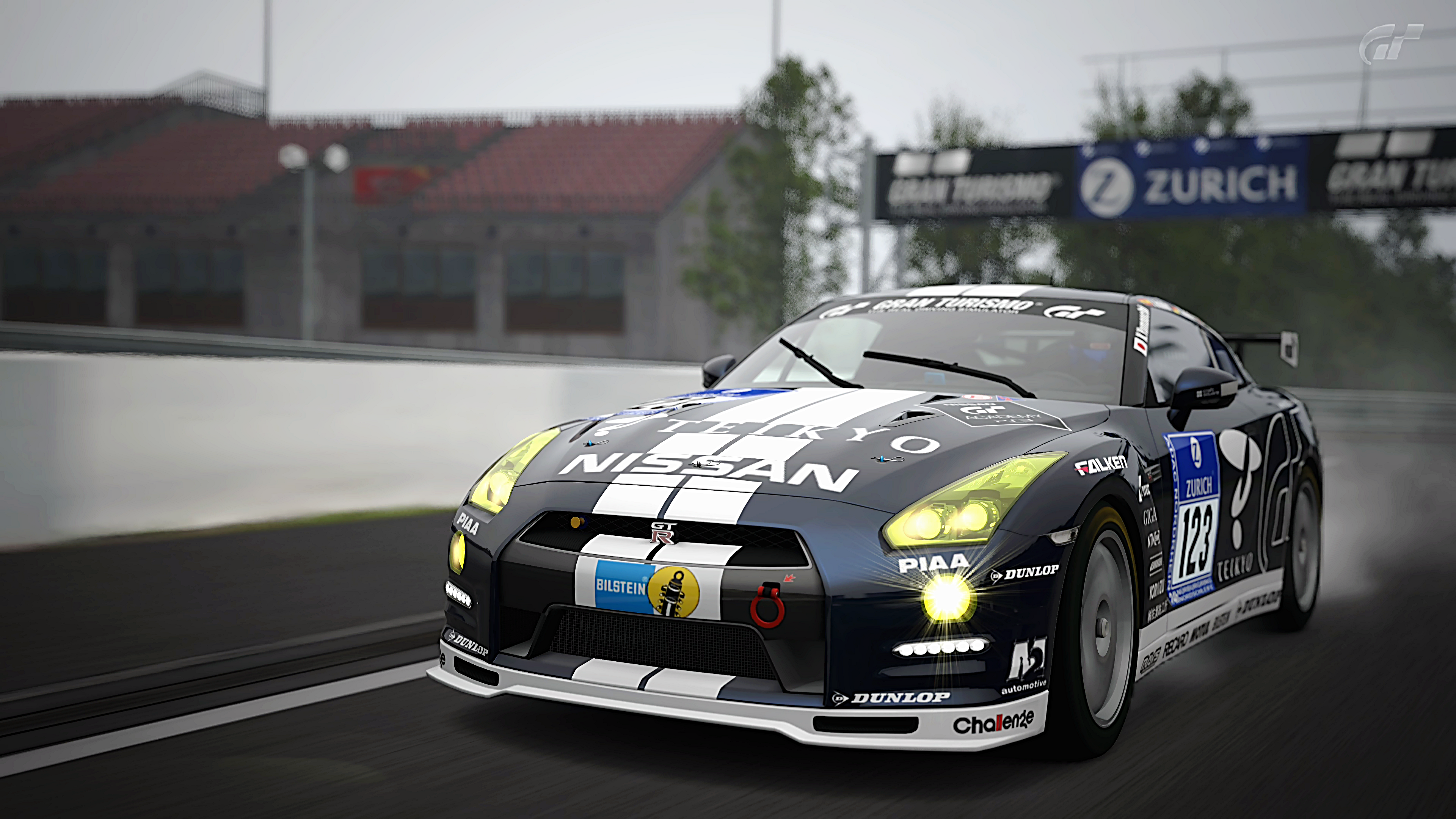 Nissan GT-R N24 GT Academy 2012 | Flickr - Photo Sharing!