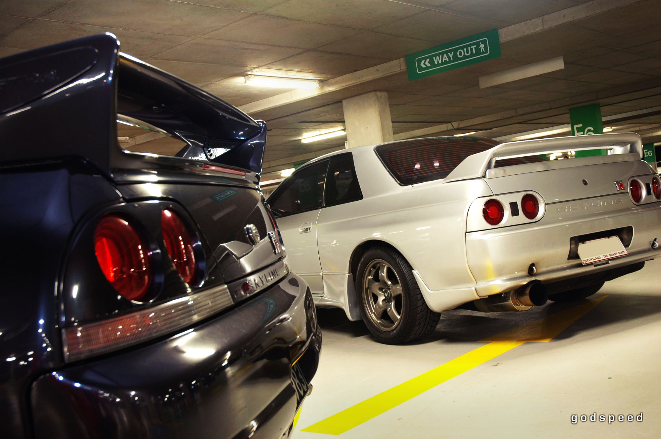 Nissan Skyline R32 and R33 GT-R (Re-Edit) | Flickr - Photo Sharing!