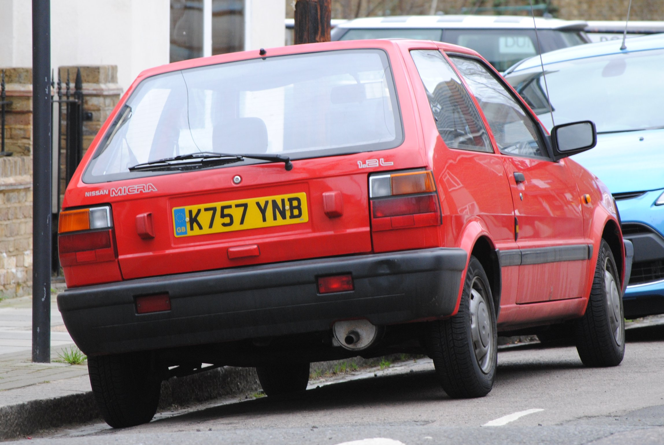 1992 Nissan Micra 1.2 L | Flickr - Photo Sharing!