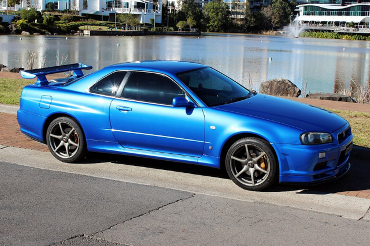 Valley Buick Gmc >> TopWorldAuto >> Photos of Nissan Skyline R34 GT-R - photo galleries