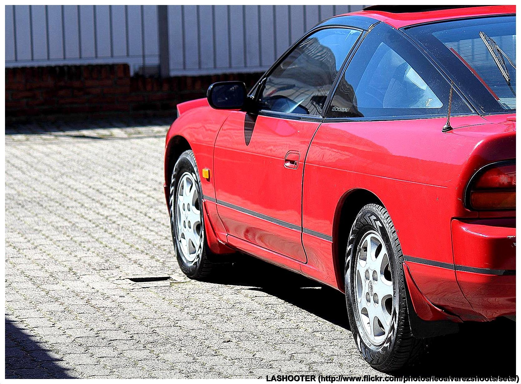 Nissan 200 SX - 16V Turbo | Flickr - Photo Sharing!