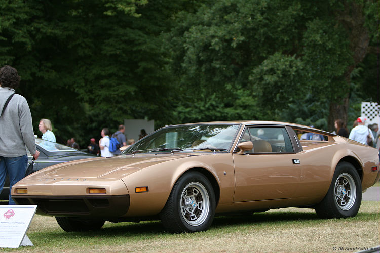 De Tomaso Pantera Ii: Photo #