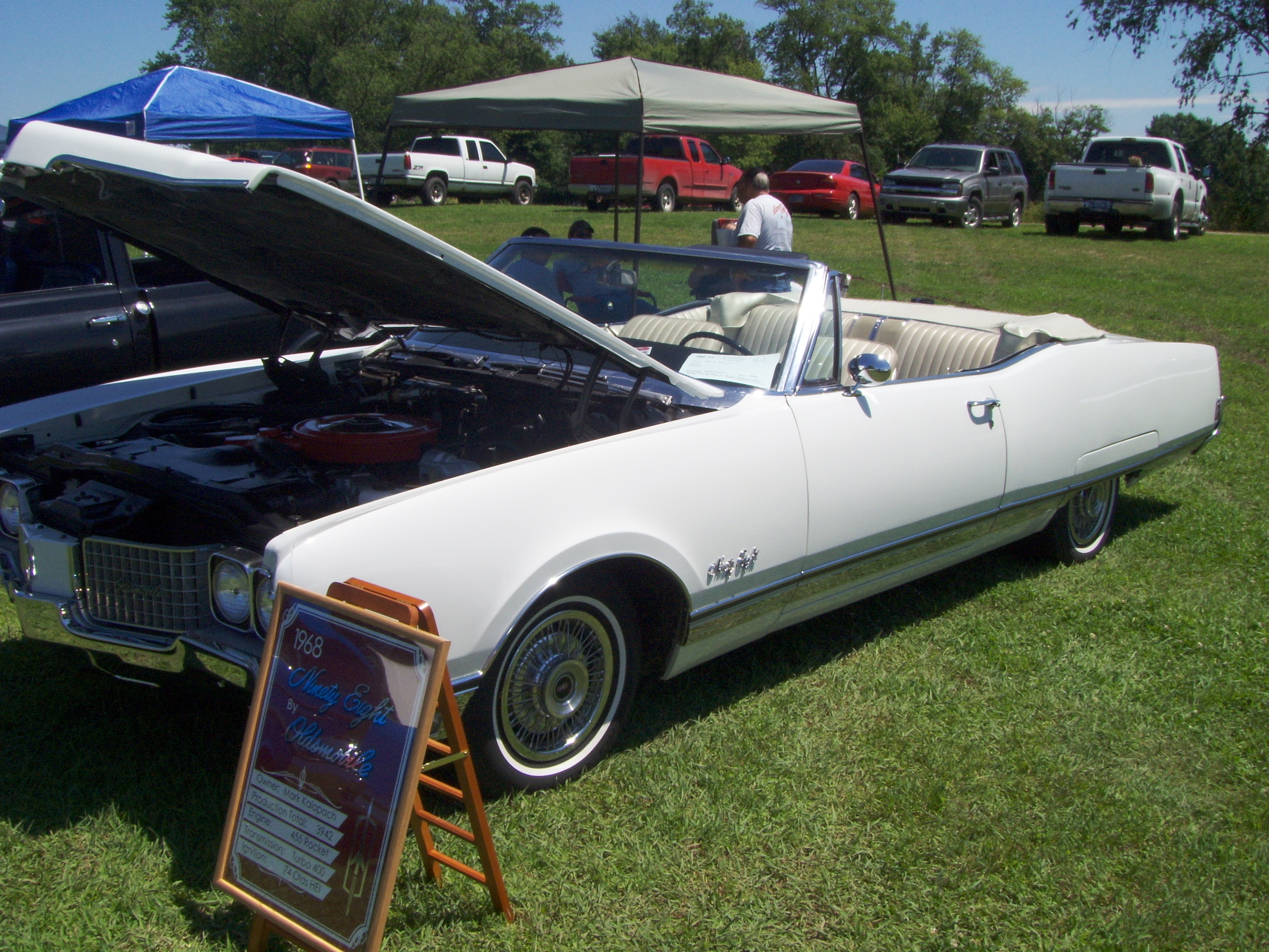 1968 Oldsmobile 98 convertible | Flickr - Photo Sharing!