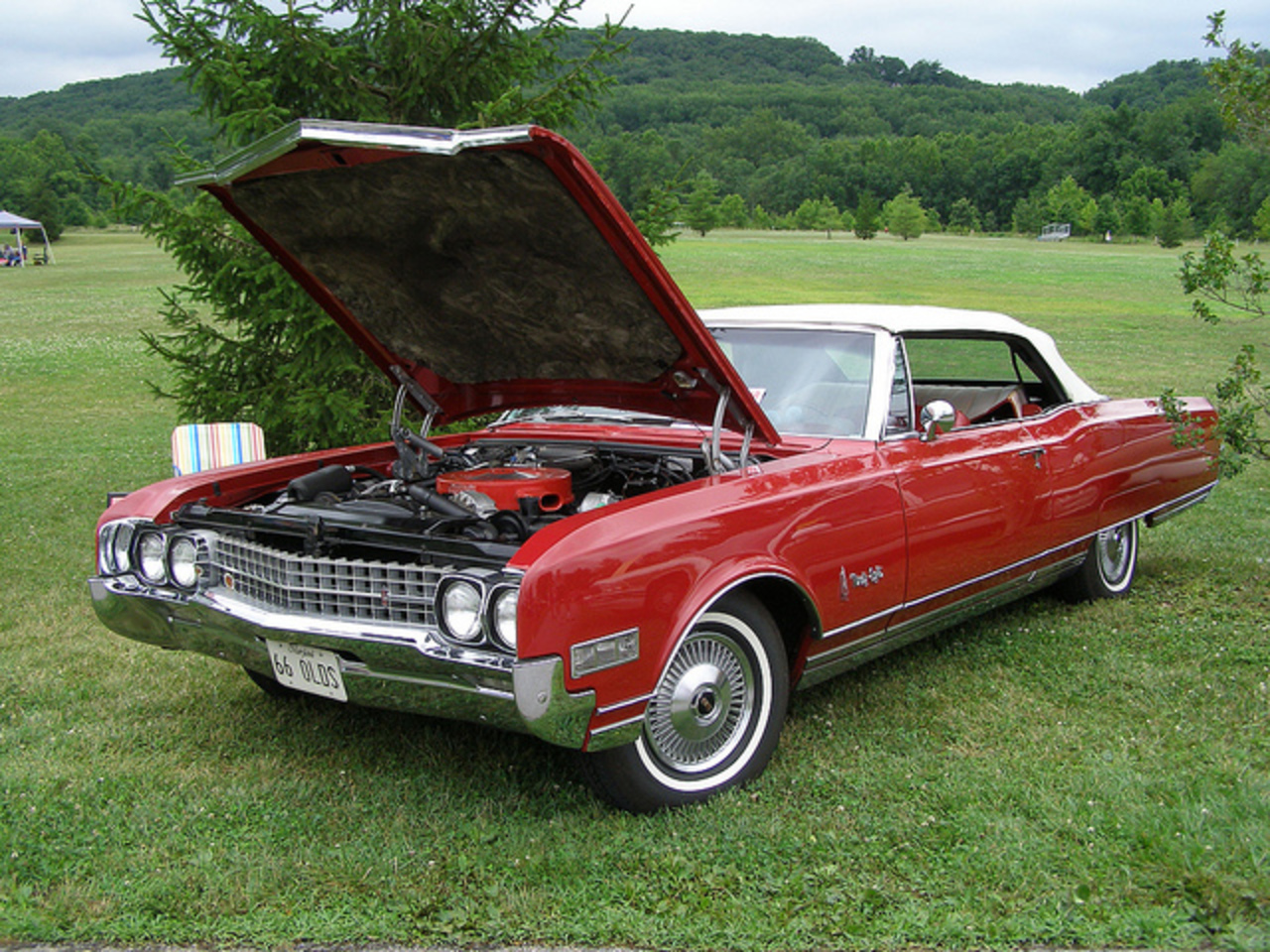 1966 Oldsmobile 98 Convertible | Flickr - Photo Sharing!