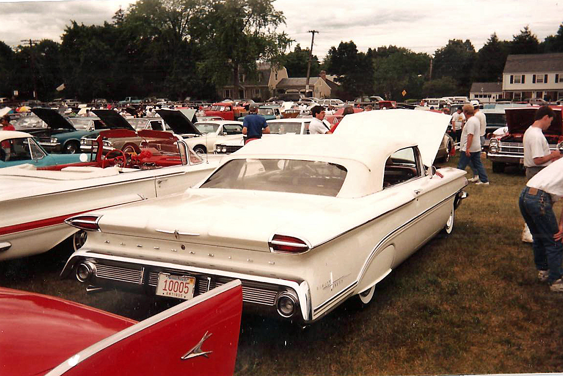1960 Oldsmobile 98 convertible at Endicott | Flickr - Photo Sharing!
