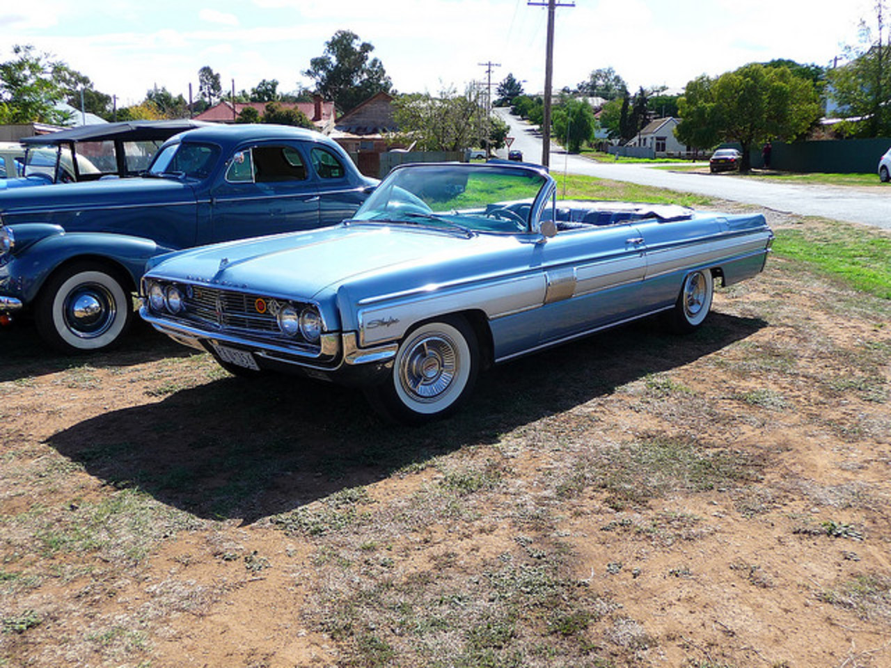 1962 Oldsmobile Starfire Convertible | Flickr - Photo Sharing!