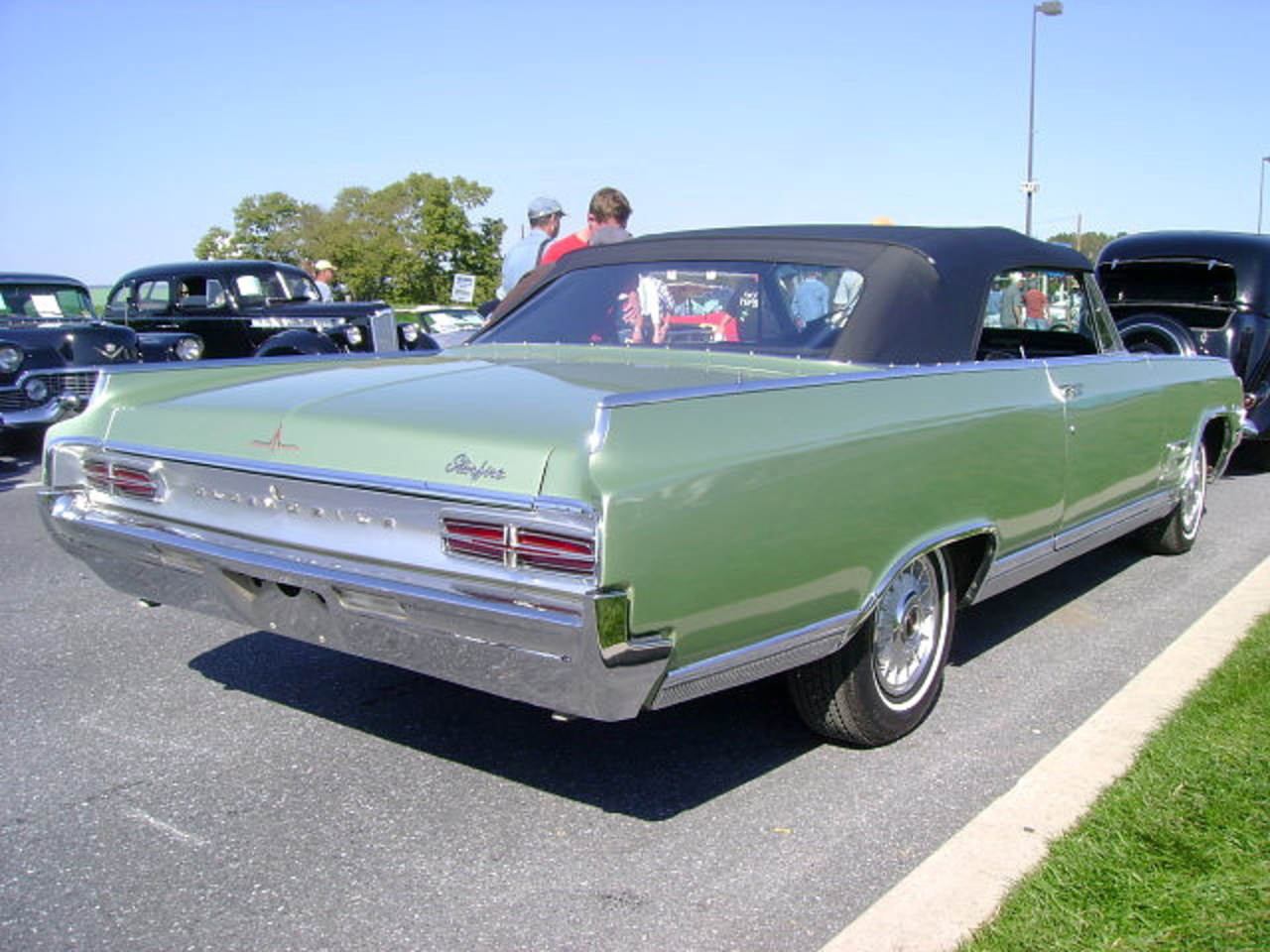 1964 Oldsmobile Starfire Convertible | Flickr - Photo Sharing!