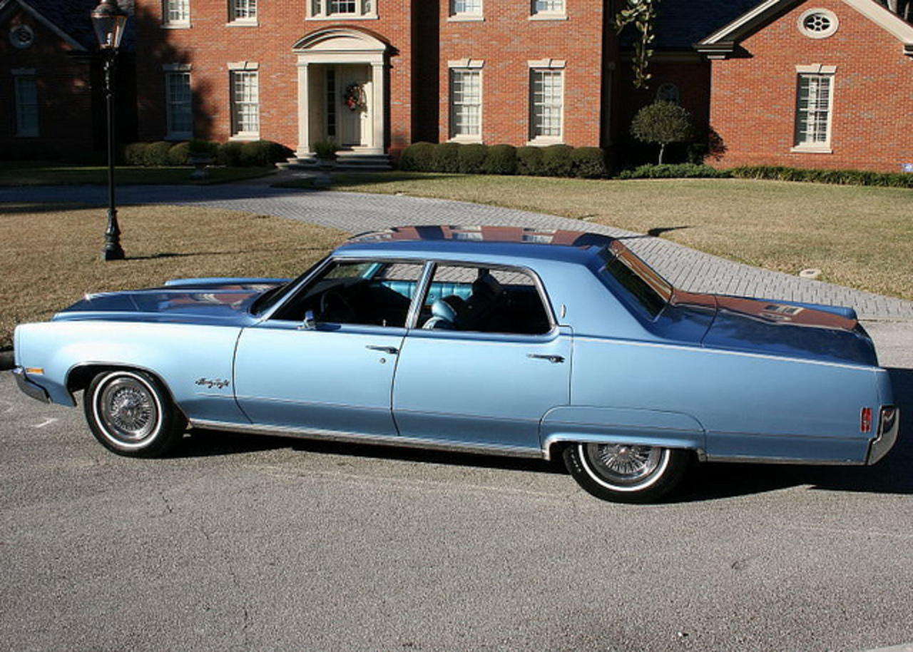 1970 Oldsmobile 98 Sedan | Flickr - Photo Sharing!