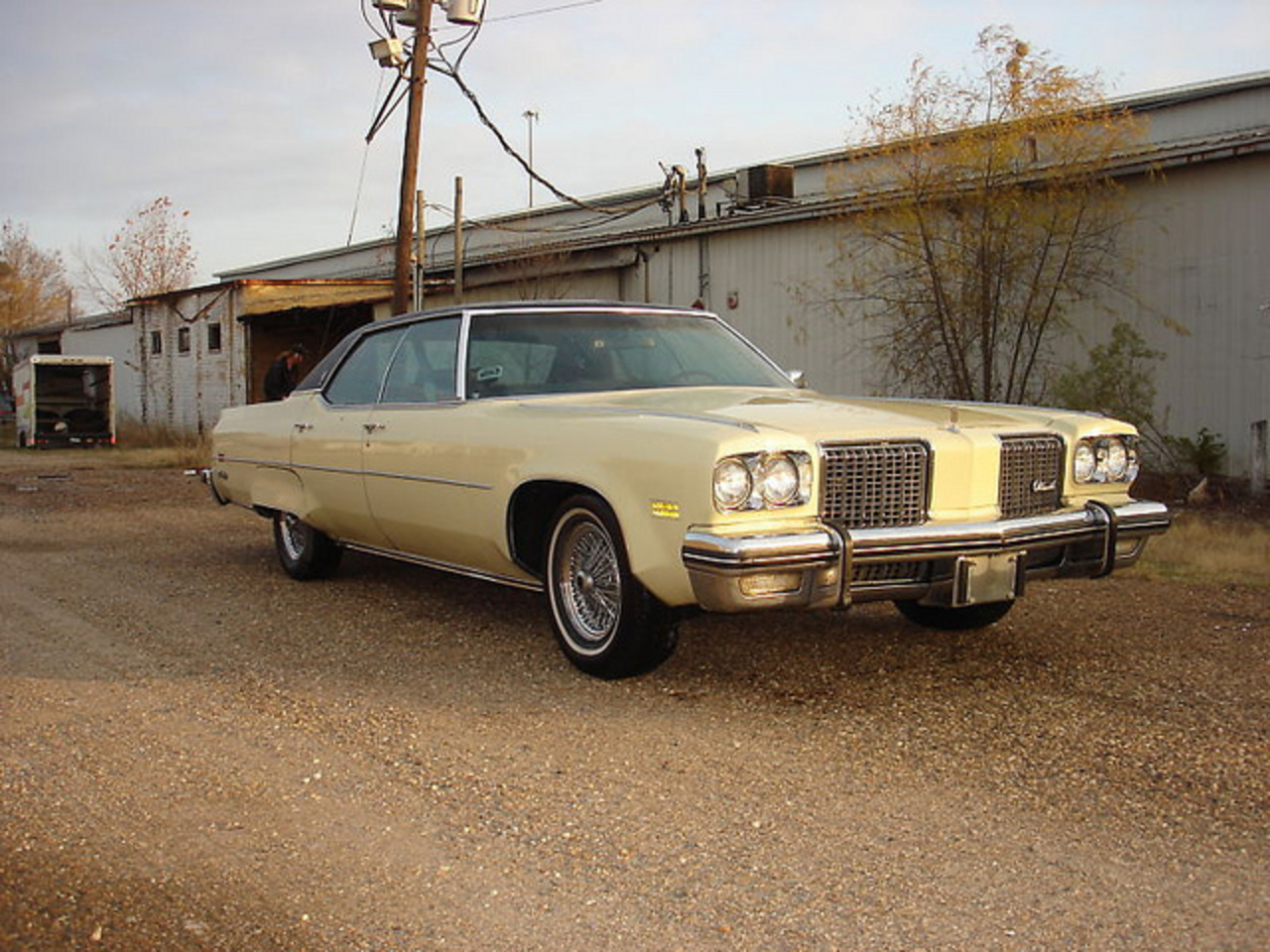 1974 Oldsmobile 98 sedan | Flickr - Photo Sharing!