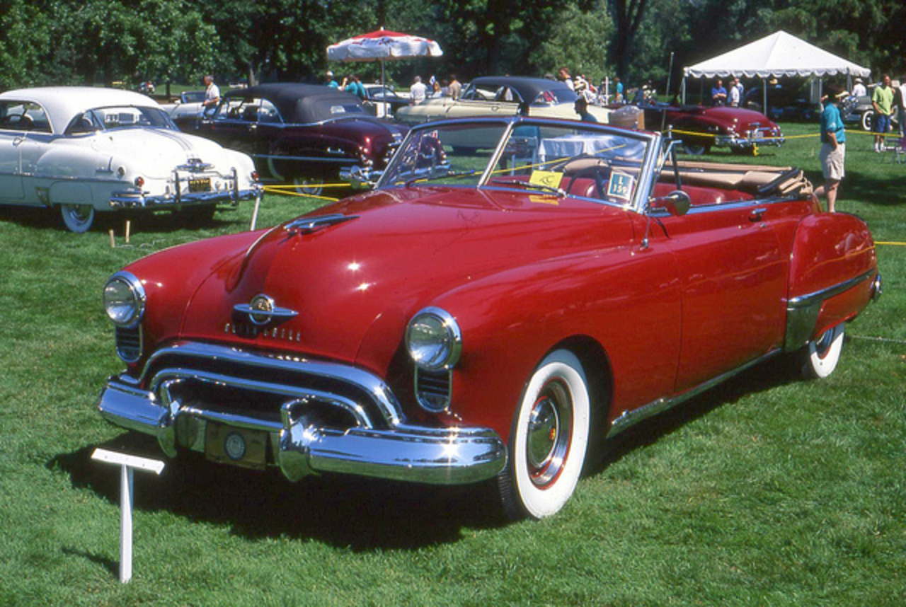 1949 Oldsmobile 98 convertible | Flickr - Photo Sharing!
