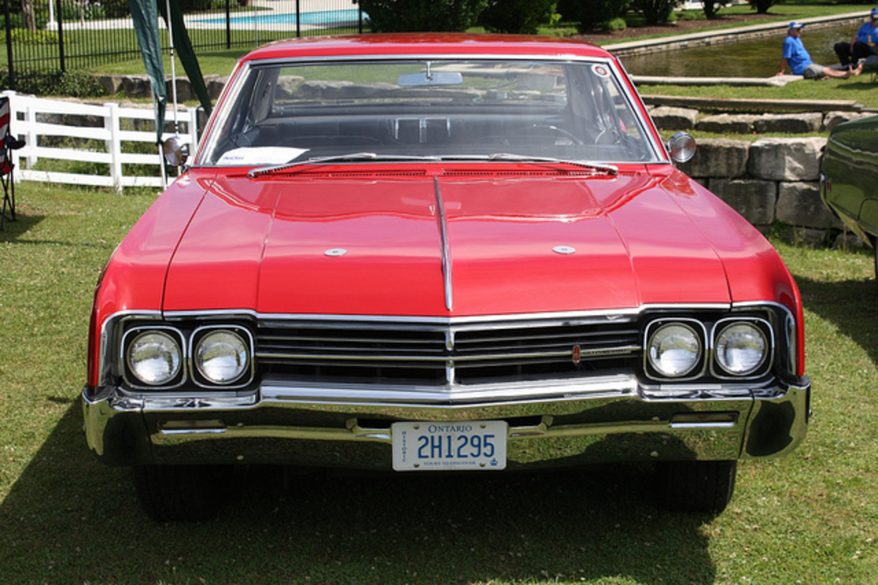 1966 Oldsmobile Starfire hardtop | Flickr - Photo Sharing!