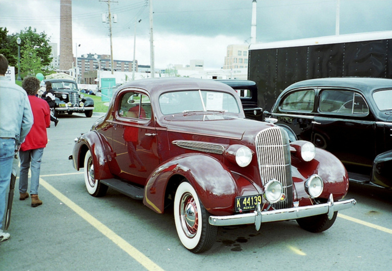 1935 Oldsmobile F.35 Sports Coupe | Flickr - Photo Sharing!