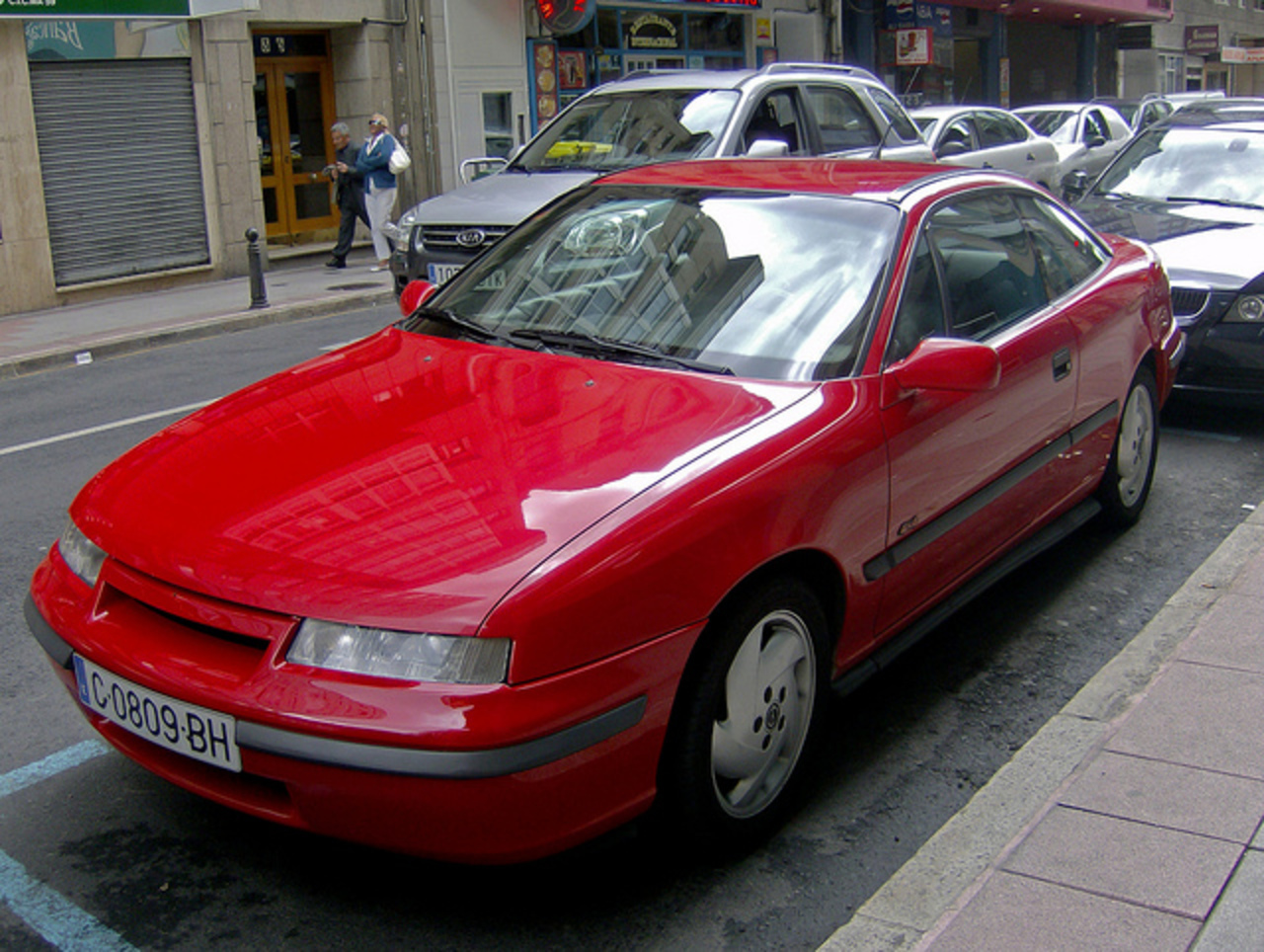 1994 Opel Calibra Turbo 4x4 | Flickr - Photo Sharing!