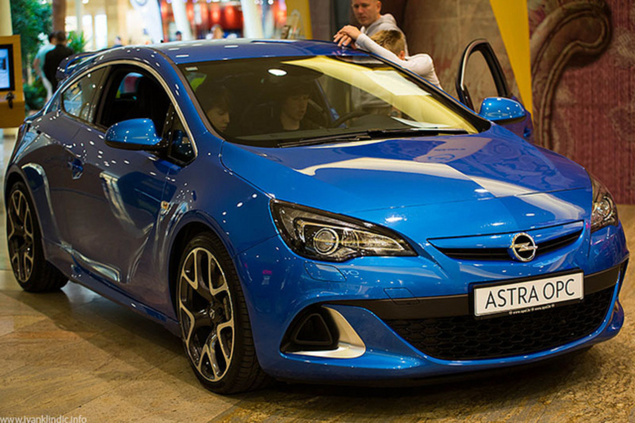 GAS WestGate: Opel Astra OPC | Flickr - Photo Sharing!