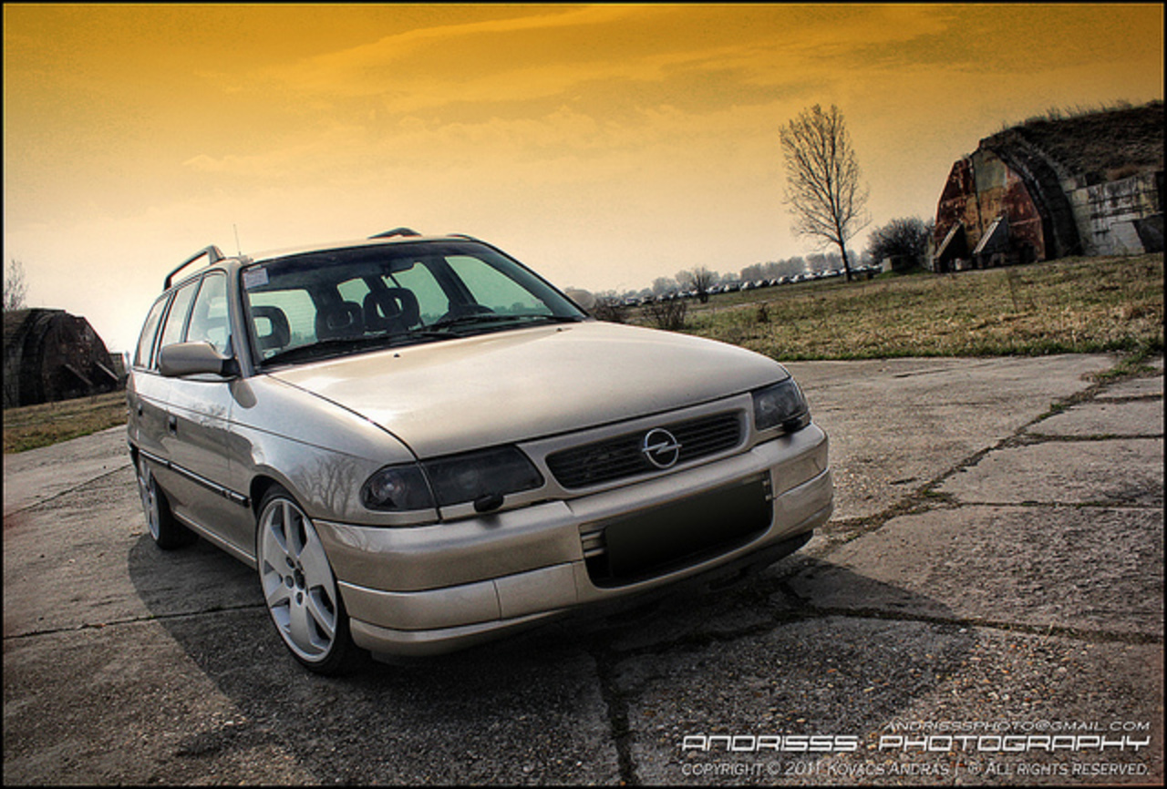 opel astra gsi | Flickr - Photo Sharing!