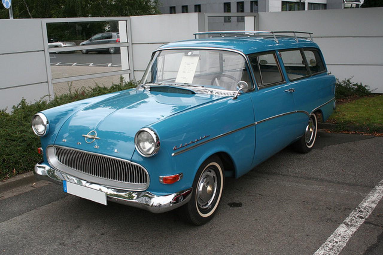 Topworldauto Photos Of Opel Olympia Rekord Caravan Photo Galleries