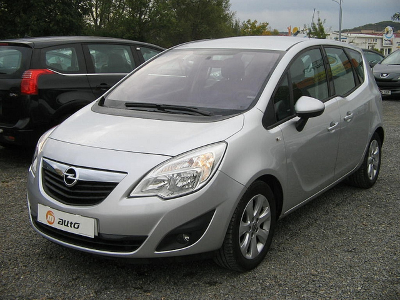 opel meriva 1.7 cdti 110 cv enjoy numero 1239 | Flickr - Photo ...