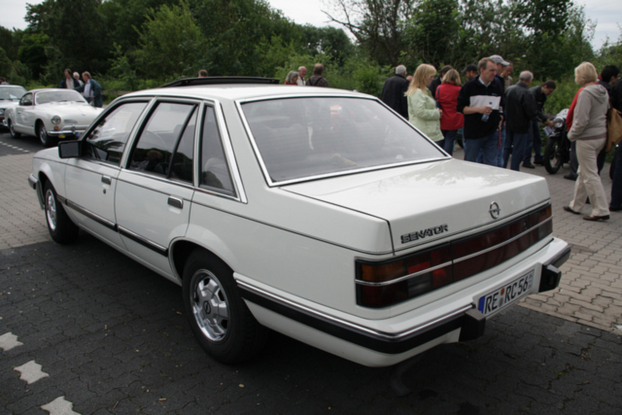 Opel Senator A 2.0 1983 | Flickr - Photo Sharing!