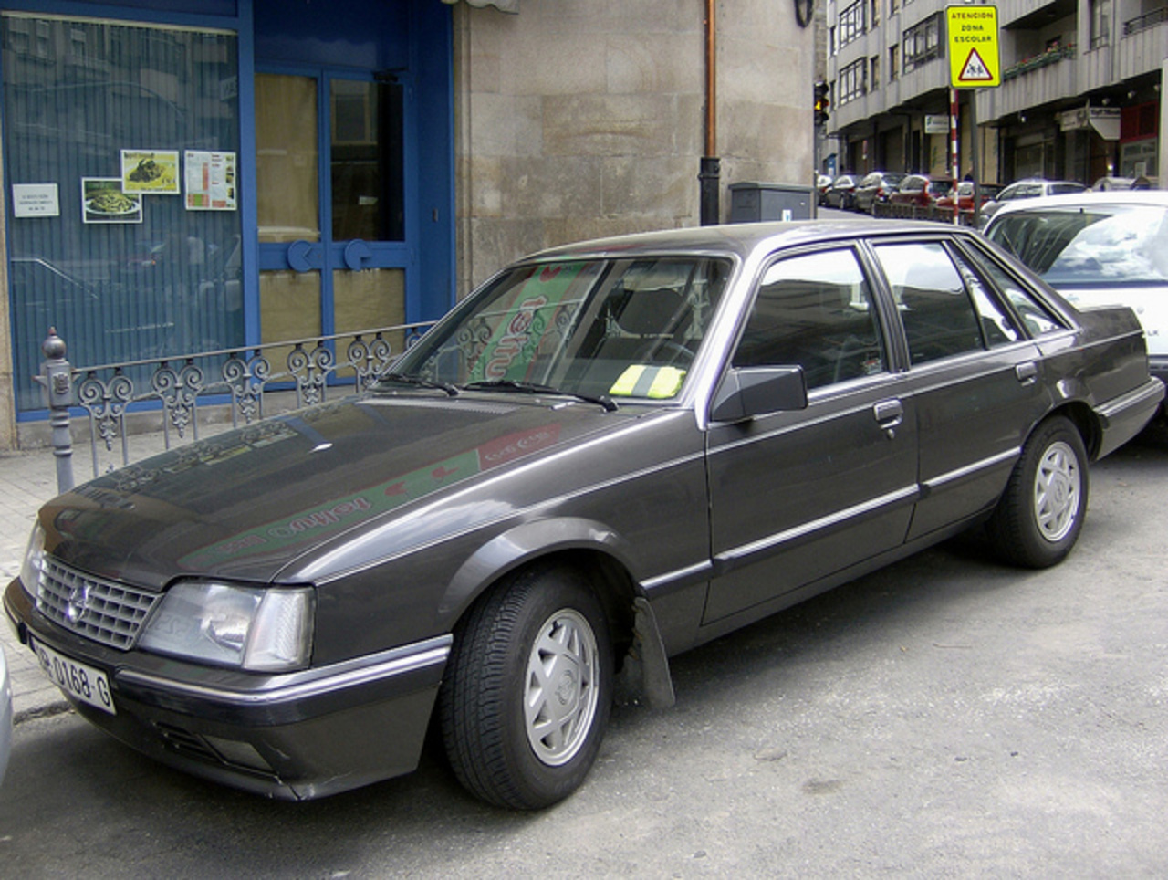 1983 Opel Senator 3.0 E | Flickr - Photo Sharing!
