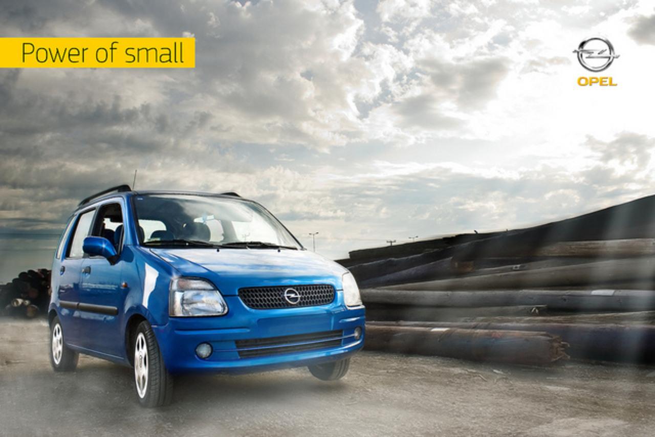 Opel Agila Commercial | Flickr - Photo Sharing!