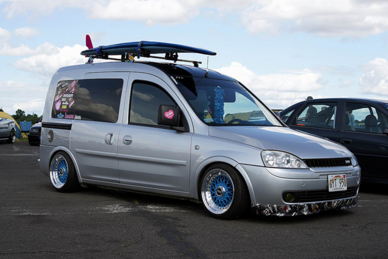 Opel Combo On Bbs Flickr Photo Sharing