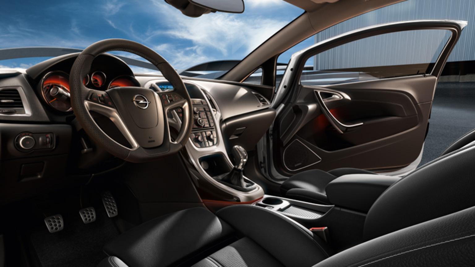 Topworldauto Photos Of Opel Astra Gtc Photo Galleries