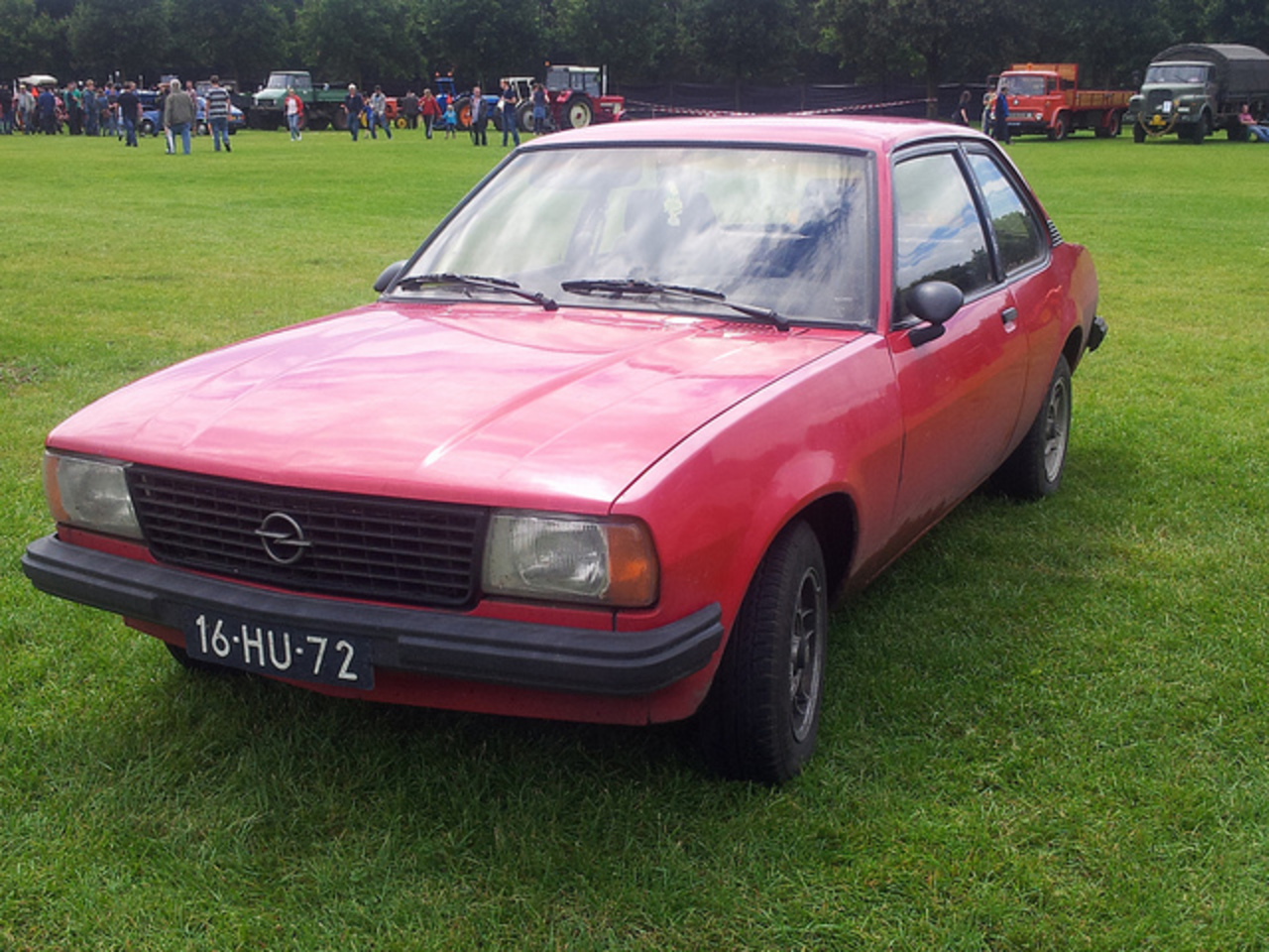 Opel Ascona Coupe | Flickr - Photo Sharing!