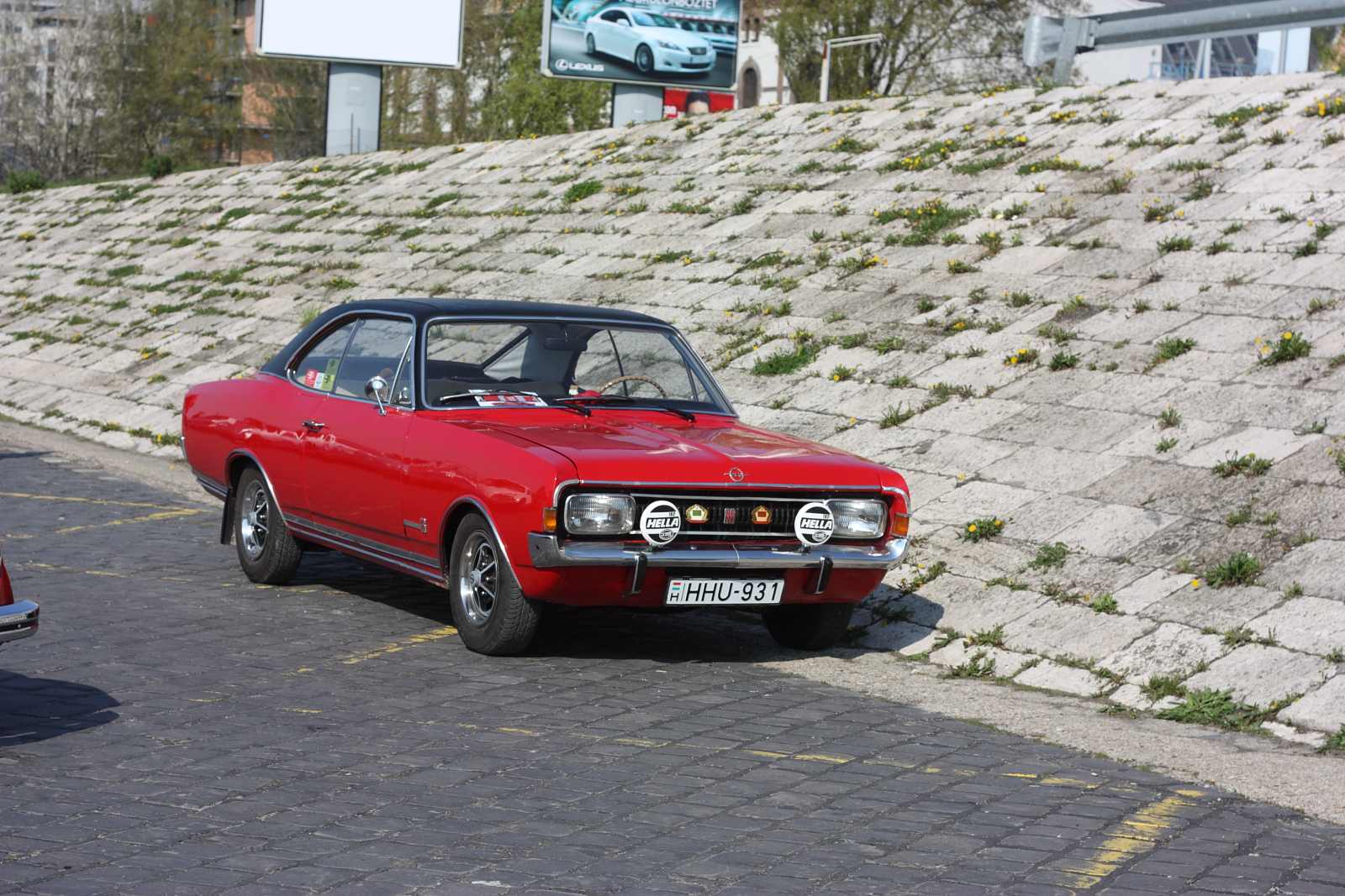 TopWorldAuto >> Photos of Opel Rekord C  photo galleries
