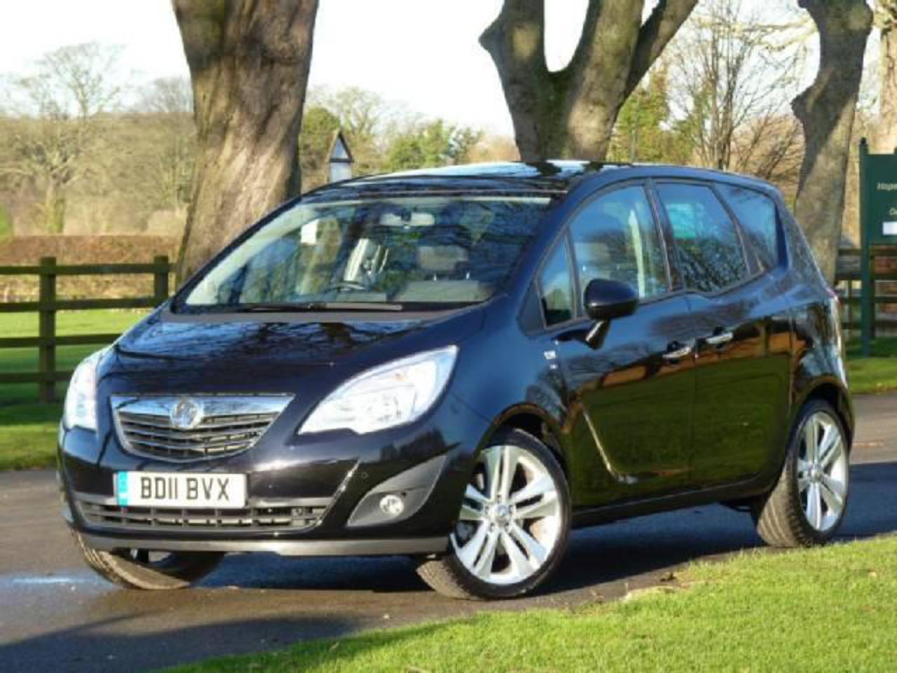 Opel Meriva 14 16V Photo Gallery: Photo #12 out of 9, Image Size ...