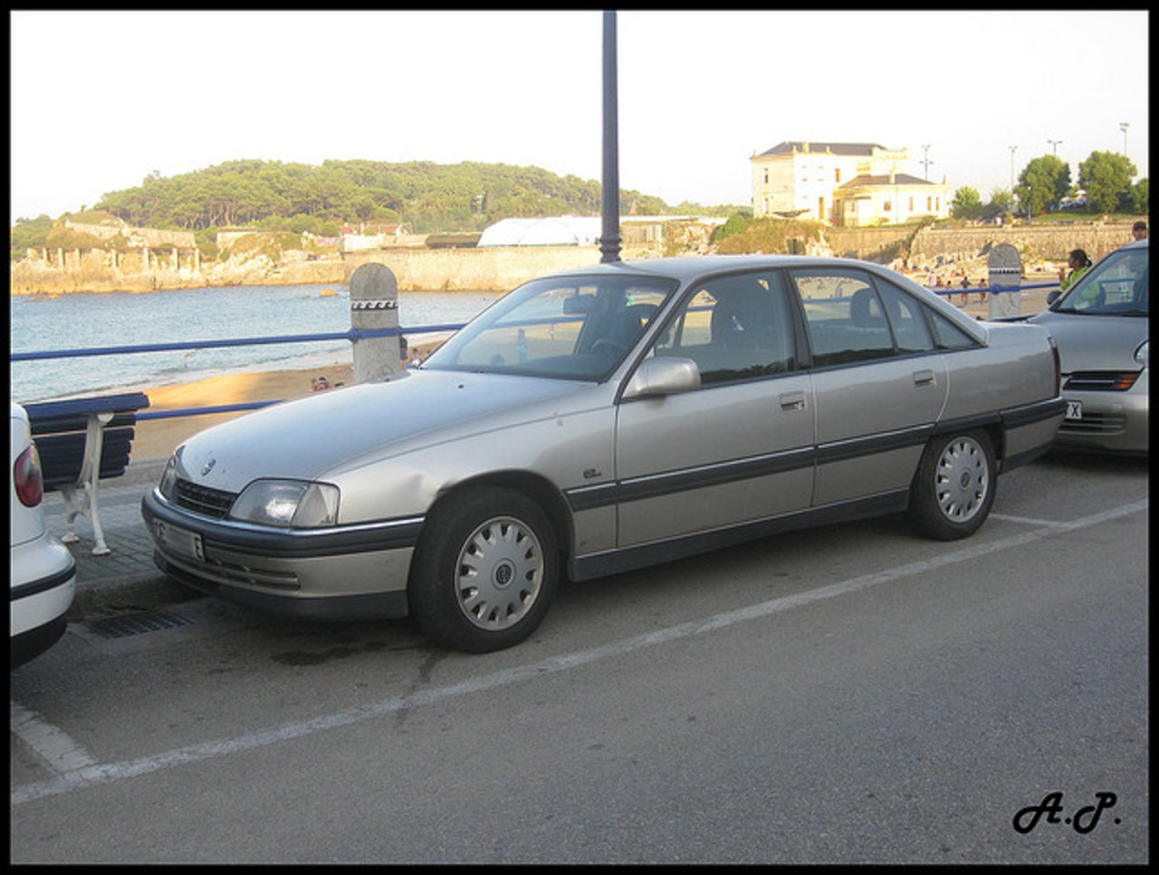 1993 Opel Omega [A] | Flickr - Photo Sharing!